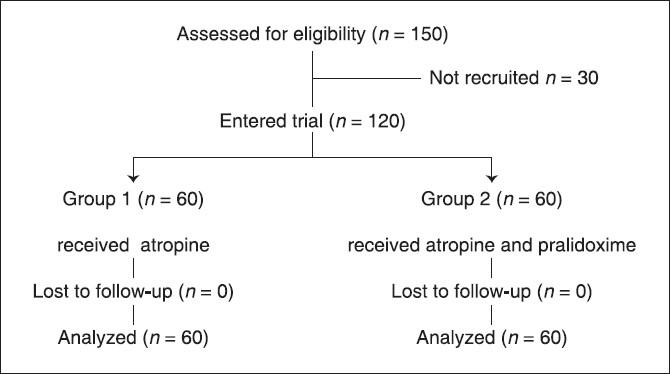 Figure 1: Flow of participants through each stage of the trial